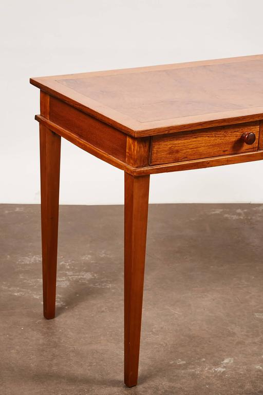 19th Century French Colonial Rosewood Desk For Sale At 1stdibs
