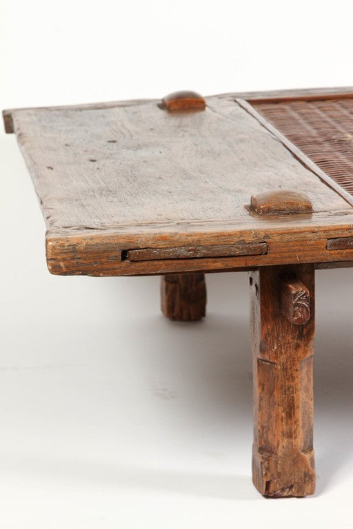 Indonesian weaver 39 s table circa 1900 at 1stdibs for Coffee tables you can sit on