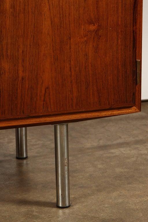danish palisander sideboard at 1stdibs. Black Bedroom Furniture Sets. Home Design Ideas