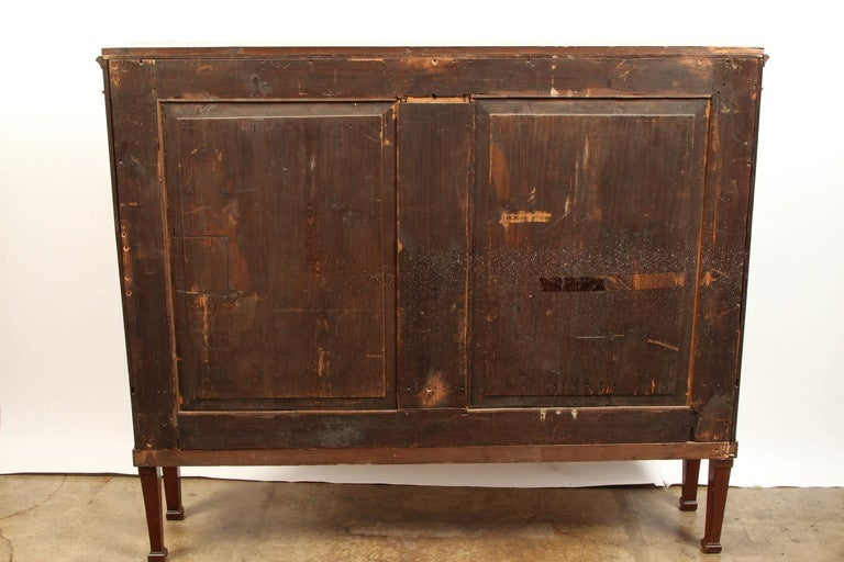 late 19th century mahogany book cabinet for sale at 1stdibs