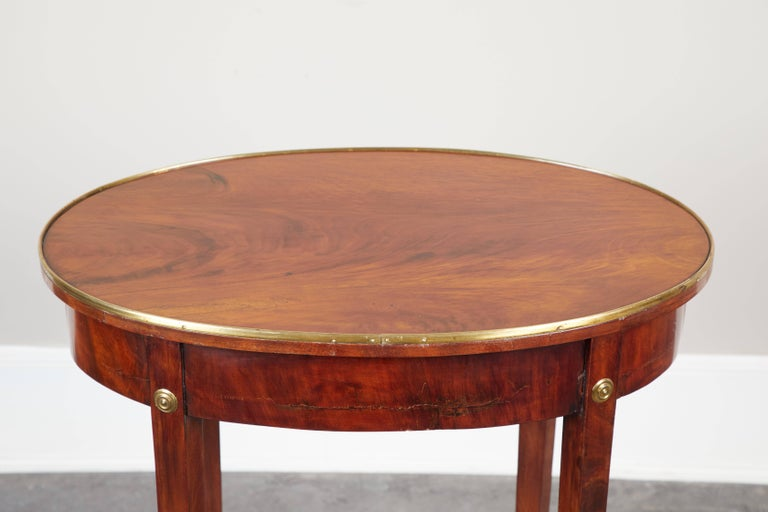 Pair of Early 19th Century Swedish Gustavian Side Tables For Sale 2