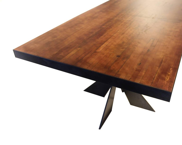 Vintage Bowling Alley Table For Sale 1