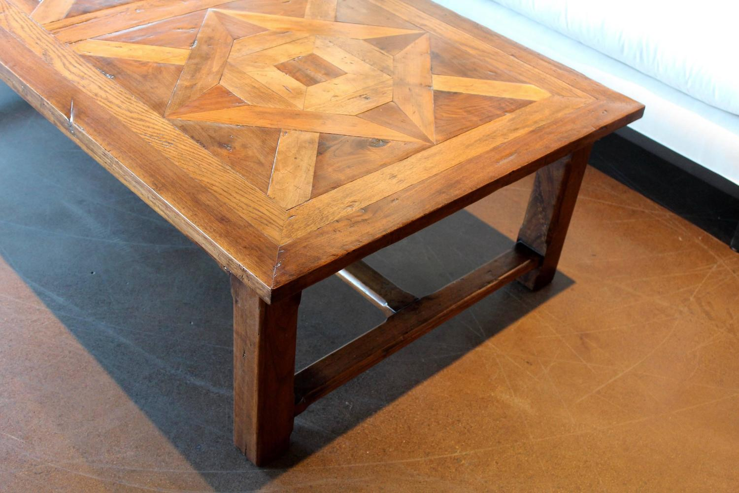 Traditional coffee table at stdibs