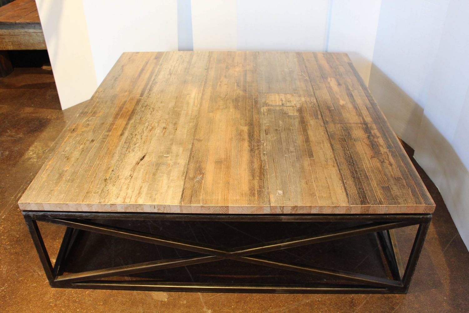 Https Www 1stdibs Com Furniture Tables Coffee Tables Cocktail Tables Transitional Maplewood Criss Cross Design Coffee Table Id F 4575583