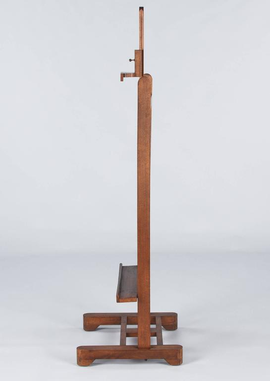 French Art Easel by Lefranc, Paris, 1900s 7