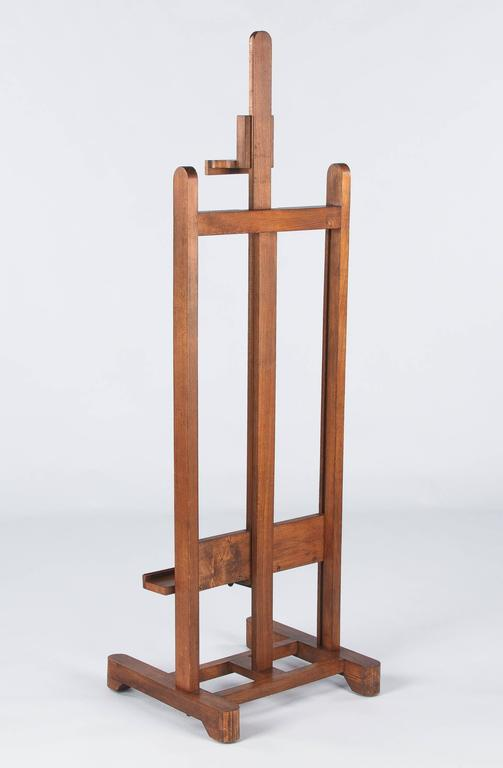 French Art Easel by Lefranc, Paris, 1900s 10