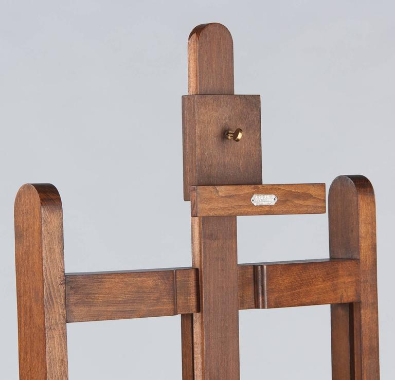 French Art Easel by Lefranc, Paris, 1900s 3