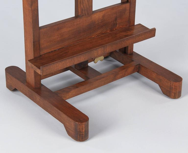French Art Easel by Lefranc, Paris, 1900s 6