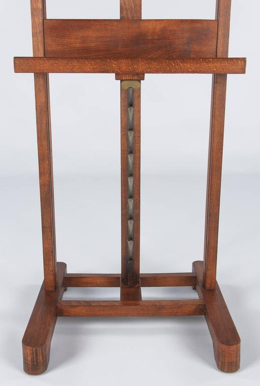French Art Easel by Lefranc, Paris, 1900s 5