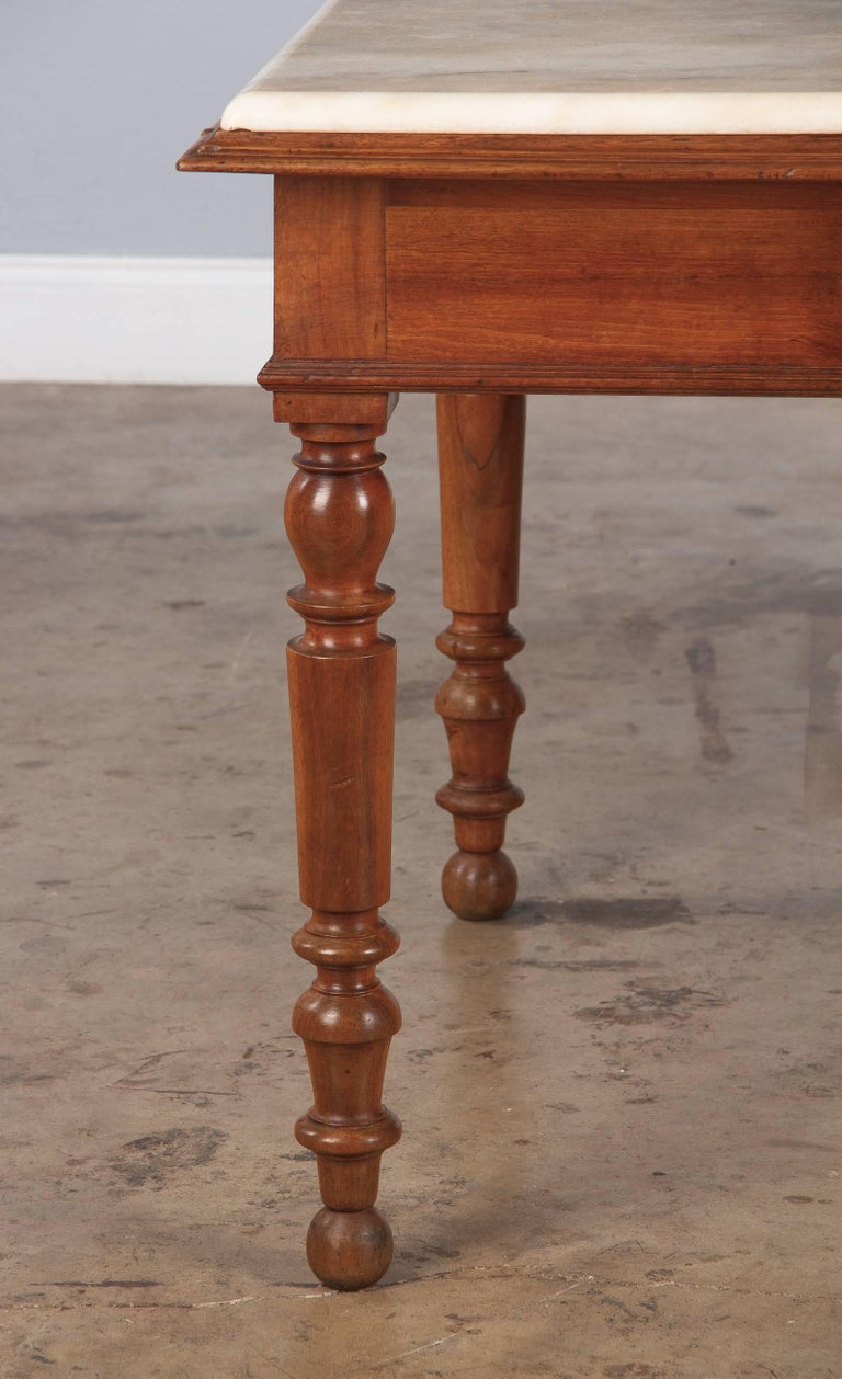 Louis Philippe Style Kitchen Table