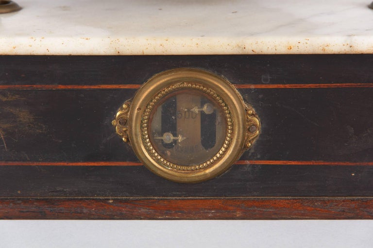19th Century Napoleon III Herbalist Scale, France, 1870s For Sale