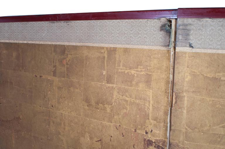 Japanese Screen - Six Panels For Sale 2