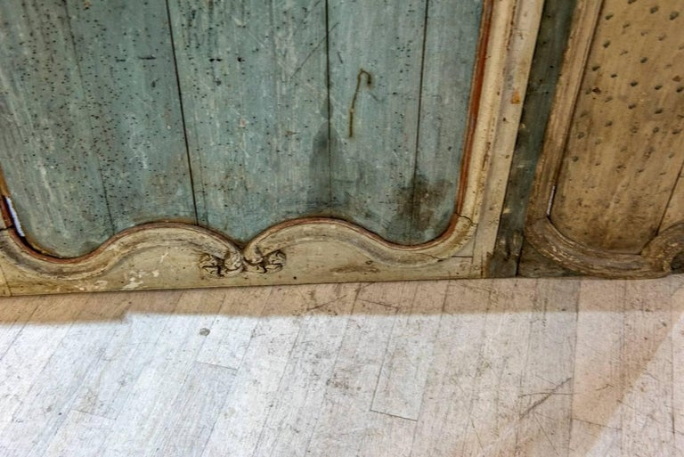 18th Century Painted Boiserie Panel For Sale 2