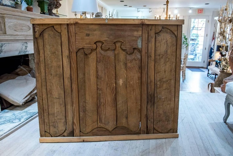 18th Century Painted Boiserie Panel For Sale 3