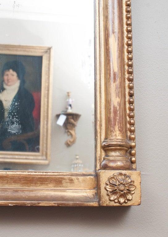 English Regency Tabernacle Mirror, circa 1805, England For Sale