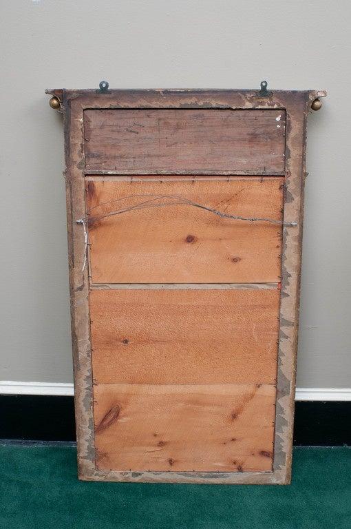 19th Century Regency Tabernacle Mirror, circa 1805, England For Sale