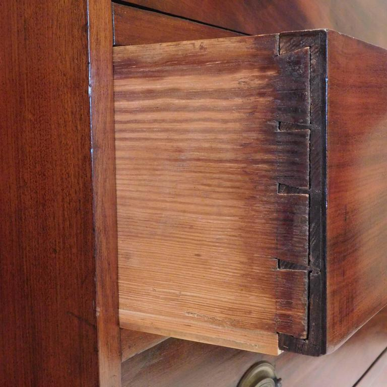 ... Atlantic Furniture Providence Ri By American Hepplewhite Four Drawer  Chest At 1stdibs ...