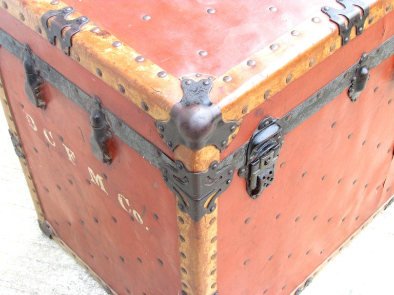 Circus Trunk For Sale 2