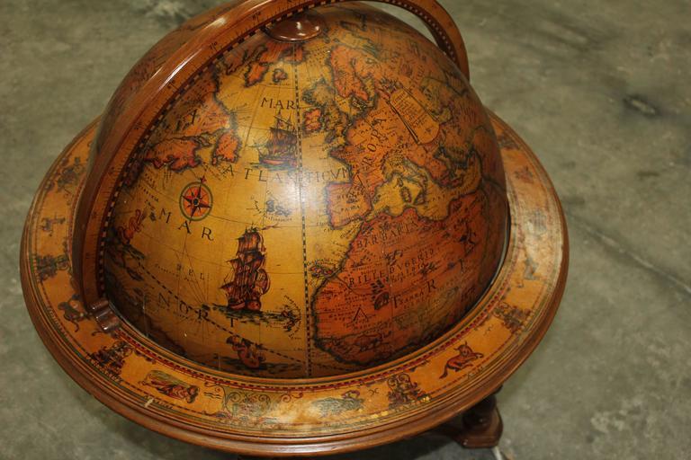 Globe Liquor Cabinet
