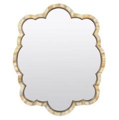 Tessellated Bone Mirror