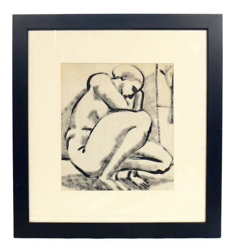 Selection of Modern Art or Gallery Wall For Sale 2