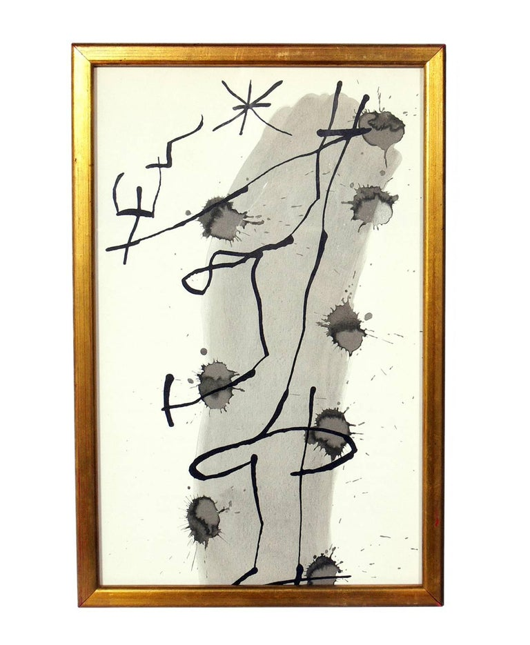 Selection of Modern Art or Gallery Wall In Good Condition For Sale In Atlanta, GA
