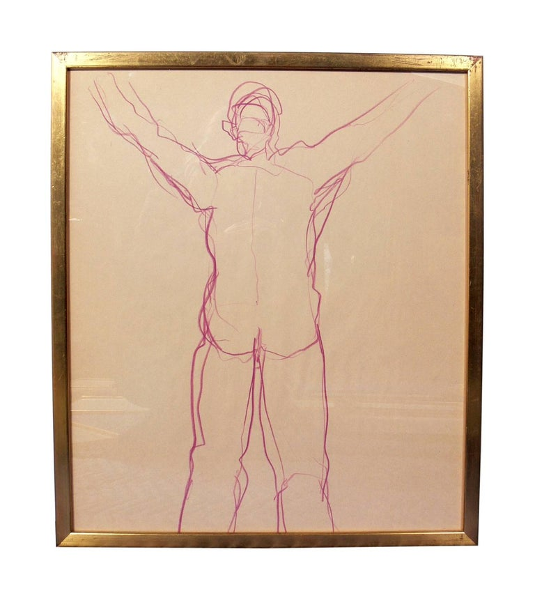 Mid-20th Century Selection of Modern Art or Gallery Wall For Sale