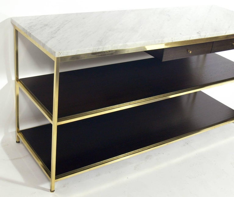 Paul McCobb Console Table In Excellent Condition For Sale In Atlanta, GA