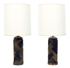 Wallpaper Roller Lamps