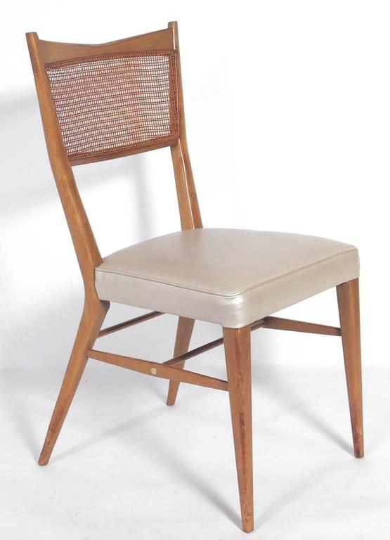 set of four dining chairs by paul mccobb for sale at 1stdibs