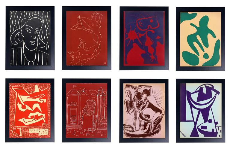 Selection of Modern Engravings, circa 1938