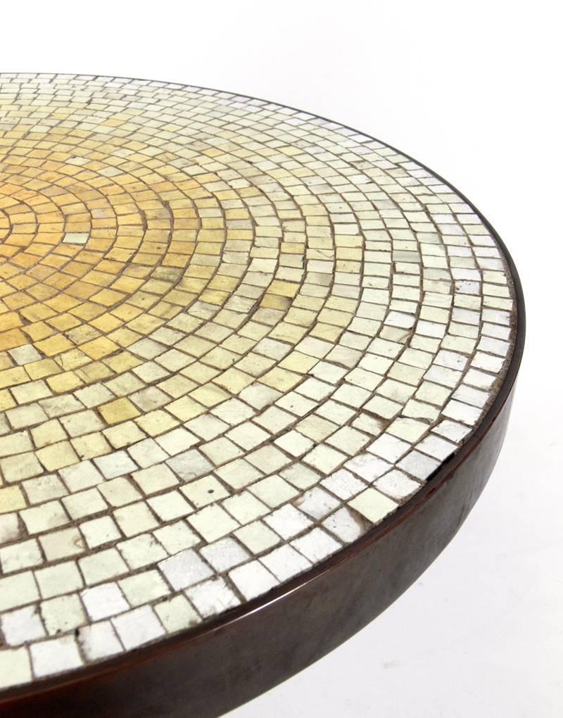 how to make a tripod table base