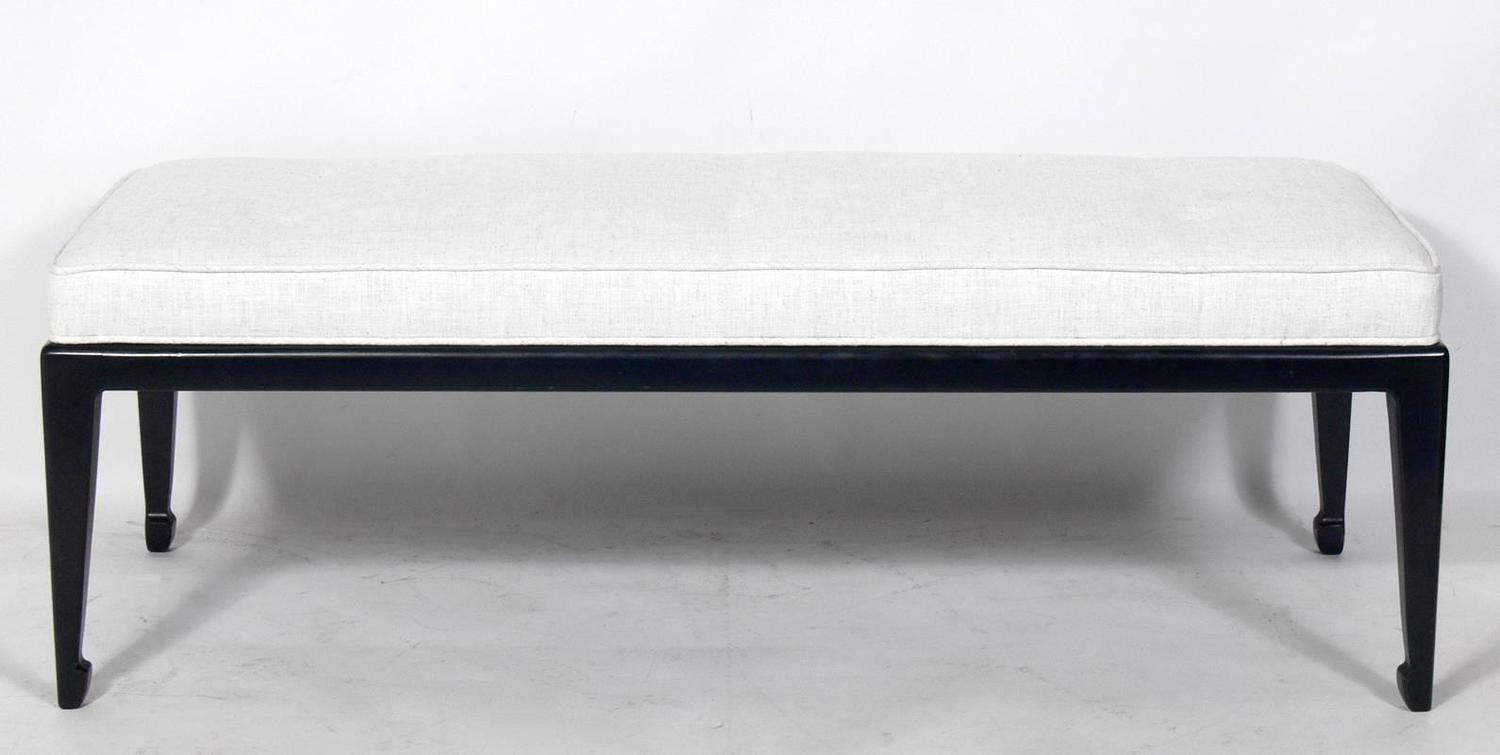 Asian Influenced Bench For Sale At 1stdibs