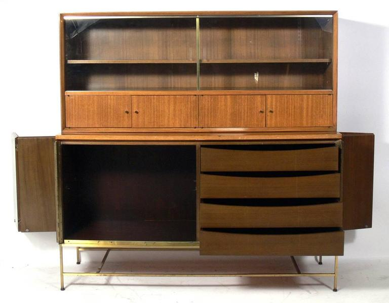 American Modern Credenza by Paul McCobb For Sale