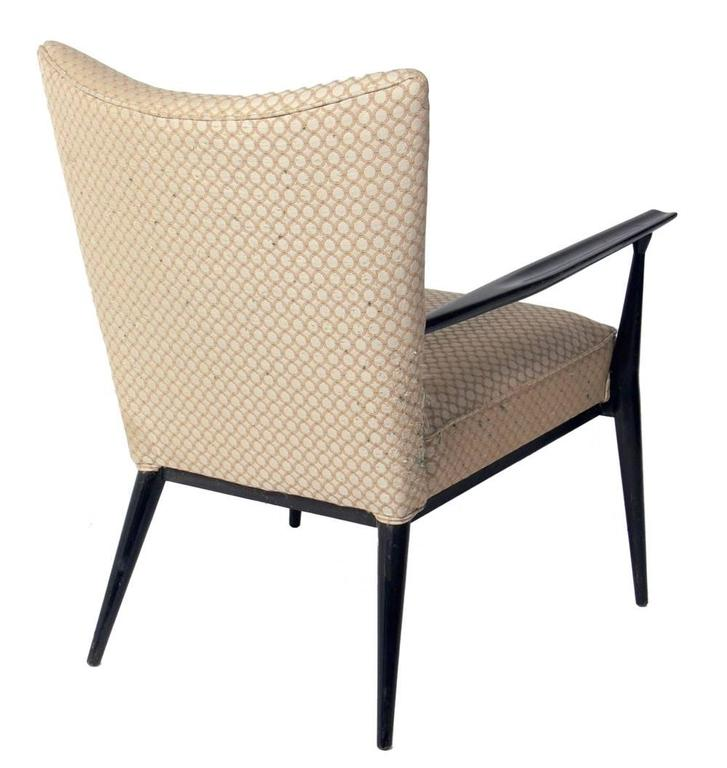 American Curvaceous Lounge Chair by Paul McCobb For Sale
