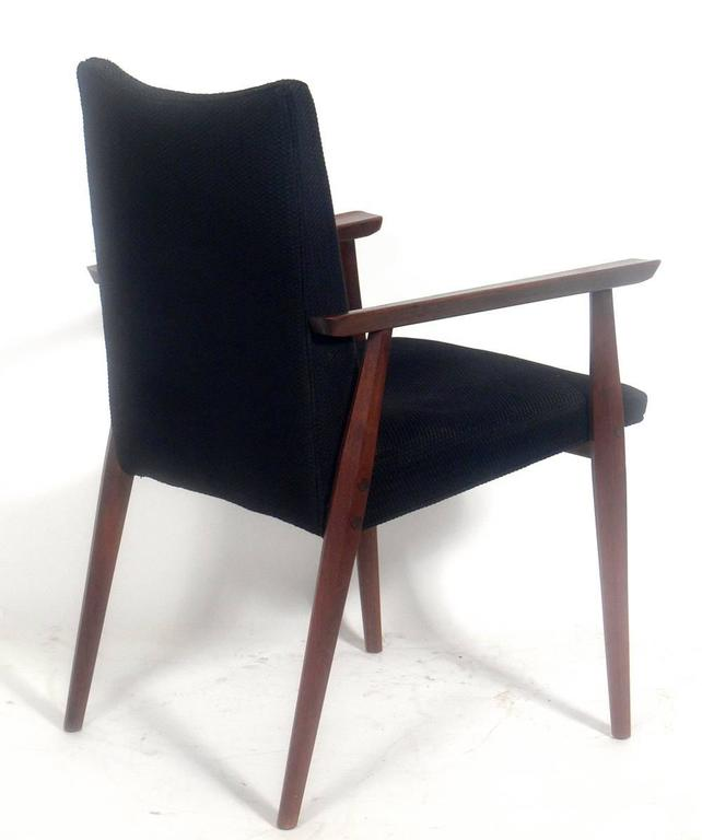 Dining Table And Chairs By George Nakashima For Widdicomb 3