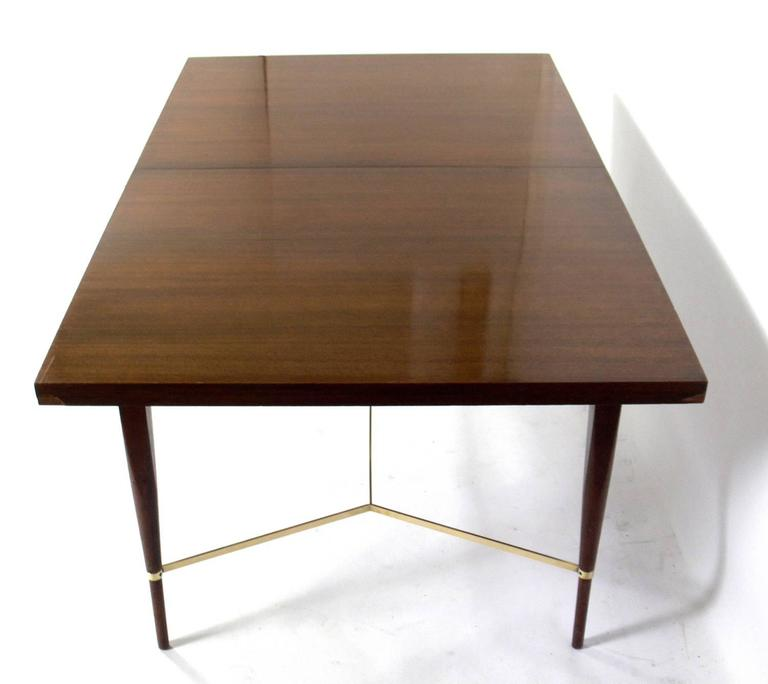 Paul McCobb Modern Dining Table For Sale at 1stdibs