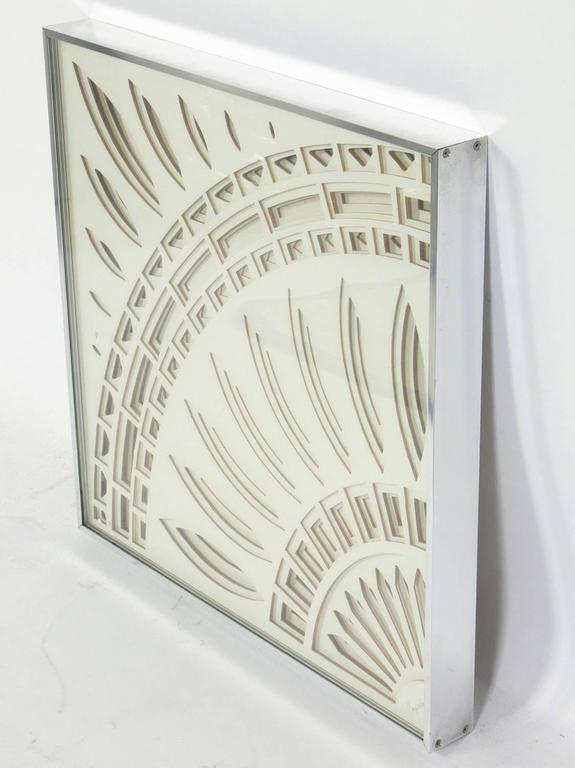 Greg Copeland Three-Dimensional Wall Sculpture 2
