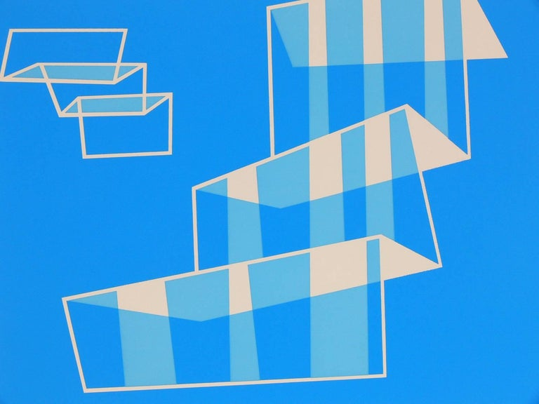 Lithographs by Josef Albers from Formulation and Articulation In Good Condition For Sale In Atlanta, GA
