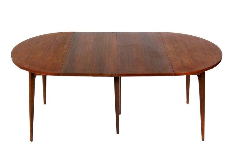 Bertha Schaefer Dining Table for Singer and Sons
