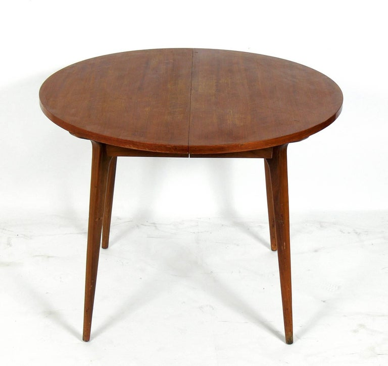Mid-Century Modern Bertha Schaefer Dining Table for Singer and Sons For Sale