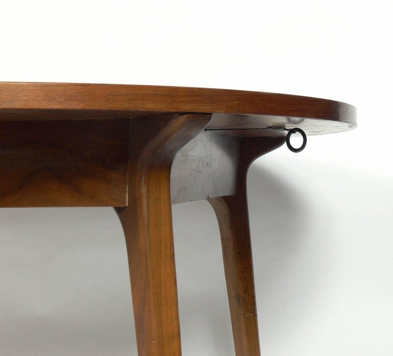 Bertha Schaefer Dining Table for Singer and Sons In Good Condition For Sale In Atlanta, GA