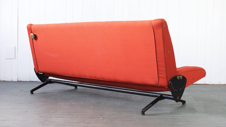 D70 Sofa By Osvaldo Borsani For Tecno For Sale At 1stdibs