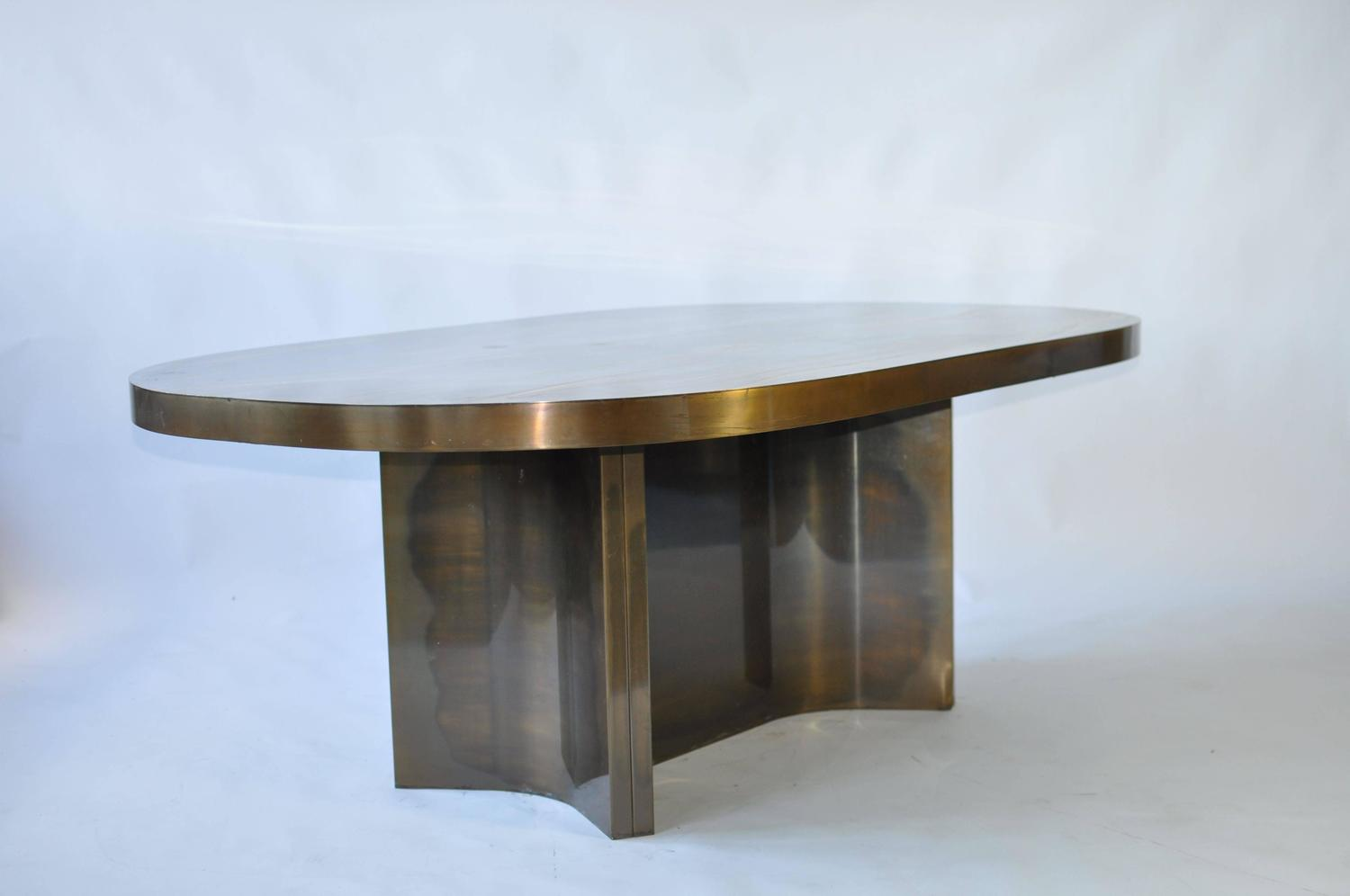 Rare Dining Table By Christian Krekels For Sale At 1stdibs