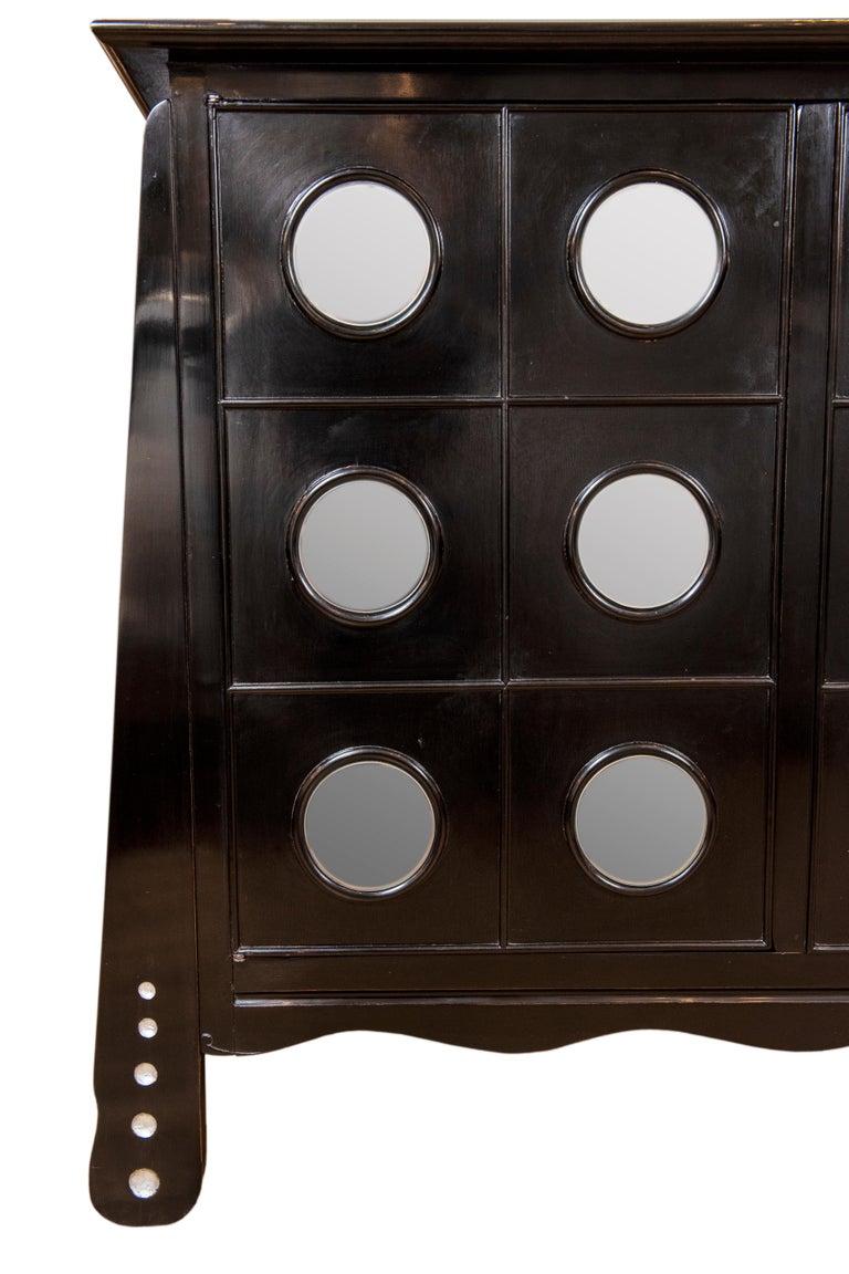 Art Deco Vintage Deco Cabinet or Sideboard after Charles Rennie Mackintosh For Sale