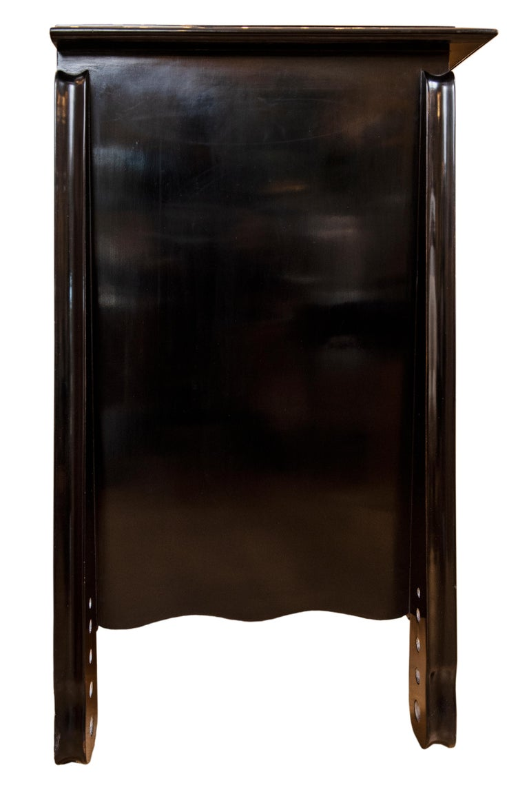 French Vintage Deco Cabinet or Sideboard after Charles Rennie Mackintosh For Sale