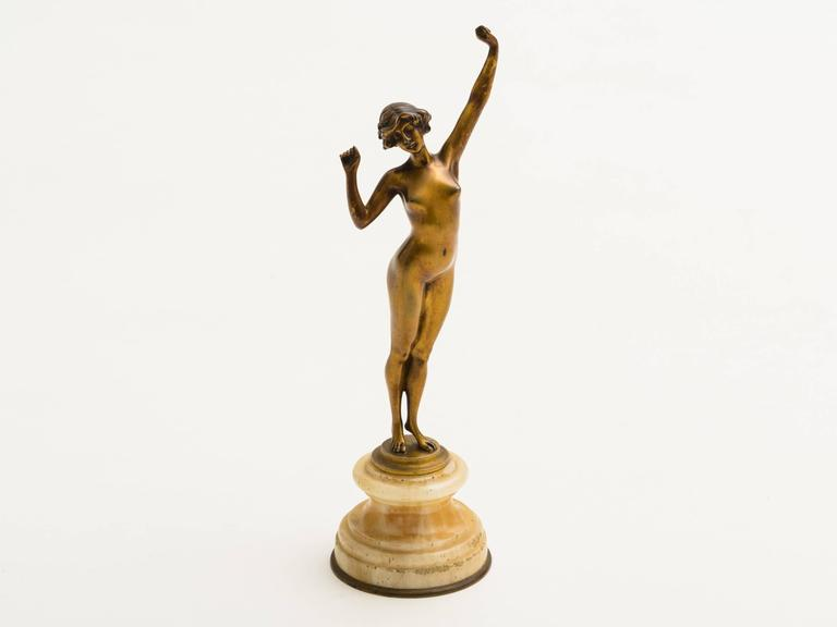 Early 20th Century Elegant Bronze