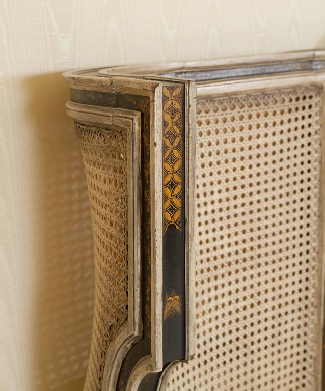 Maginificent Rare Louis XVI Style Bed 8