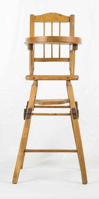 American Doll s Wooden 3 in 1 High Chair Furniture For