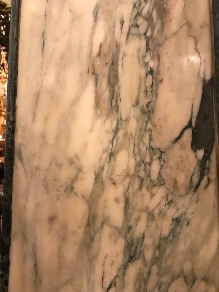 Pair of Marble Obelisks For Sale 2